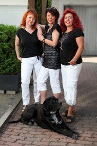 Team Haarstudio Sabine Edingen